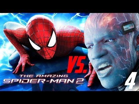 man - The Amazing Spider-Man 2 by Gameloft (iOS / Android) ### Walkthrough/Let`s Play - #4 / First Fight with Electro ### Become the Amazing Spider-Man in this ope...