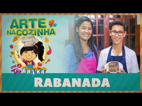 RABANADA | Especial de férias com o Gabriel e Tia Érika
