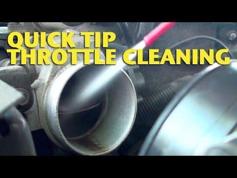 how to clean carburetor in car