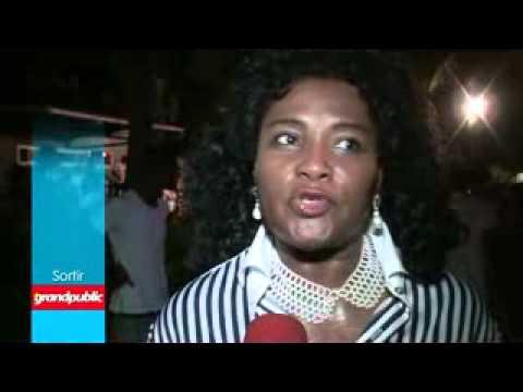 Concert Nasty Nesta à l'institut Français de Cotonou