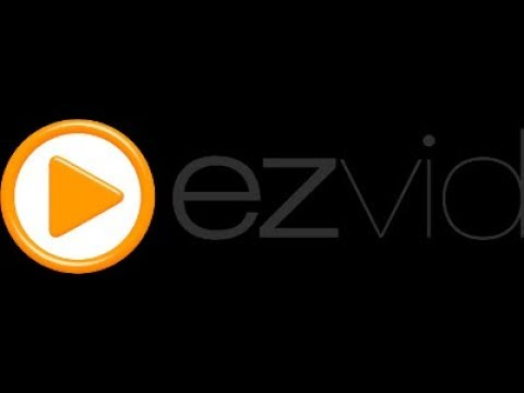 FULL TUTORIAL ON HOW TO USE EZVID AND UPLOAD TO YOUTUBE!!