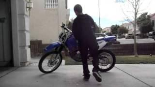 1. 2005 Yamaha TTR 125