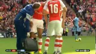 Man City Vs Arsenal, Community Shield