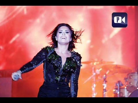 ដេមី ឡូវ៉ាតូ នៅ ភ្នំពេញ (Demi Lovato live in Phnom Penh)