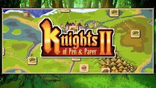 Видео Knights of Pen and Paper 2