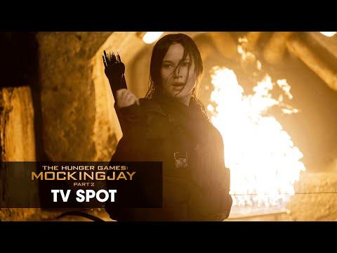 The Hunger Games: Mockingjay, Part 2 (TV Spot 'Her Story')