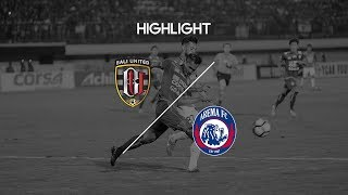 Video Cuplikan Pertandingan Liga 1 Bali United FC vs Arema FC 8 Oktober 2017 MP3, 3GP, MP4, WEBM, AVI, FLV Oktober 2017