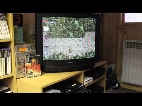 rambo 3 megadrive review