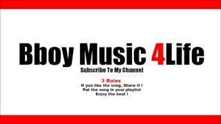 Dj Fleg  - New Horns - Get Busy ( Remix Too Many Zooz)   Bboy Music 4 Life 2015