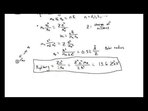 Electronic, Fine, and Hyperfine Transitions (to Order of Magnitude)