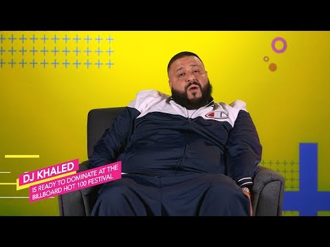 DJ Khaled Teases Billboard Hot 100 Festival Performance