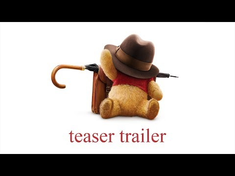 0 - CAUTION: Your Heart Might Burst After Watching Disney's Christopher Robin Trailer!
