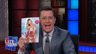 """No more Victoria's Secret catalogue?? Stephen is furious. """"Subscribe To """"""""The Late Show"""""""" Channel HERE:..."""