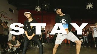 "download lagu download musik download mp3 ""STAY"" - Zedd ft Alessia Cara Dance Choreography 