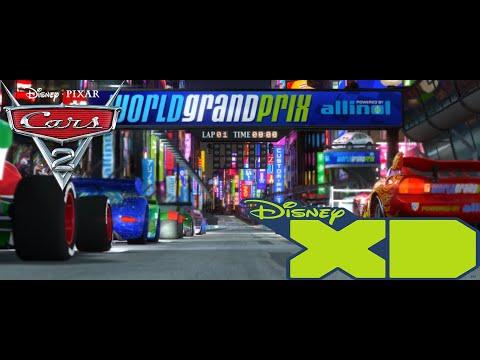 """Promo """"Cars 2: Una Nueva Aventura Sobre Ruedas"""" en Disney XD (HD)"""