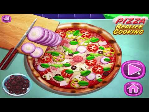 Disney Princess Games Pizza Realife Cooking
