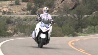 6. KYMCO MyRoad 700i Riding Video
