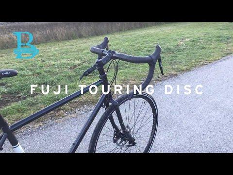 Fuji Touring Disc - Rondenneur 2018 - Walkaround
