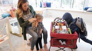 Video My Morning Routine with 6 KIDS! (+ morning survival tips) MP3, 3GP, MP4, WEBM, AVI, FLV Januari 2019