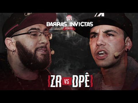 Liga Knock Out / EarBox Apresentam: ZA vs Dpê (Barras Invictas)