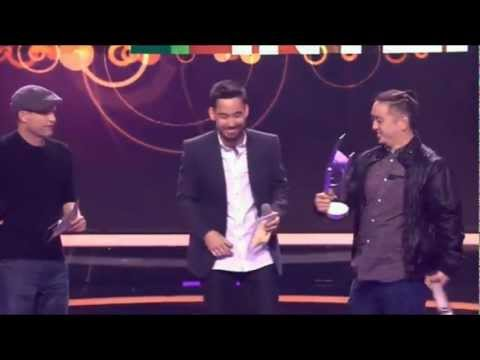Linkin Park Win Best Alternative International Group at The 2013 Echo Awards<