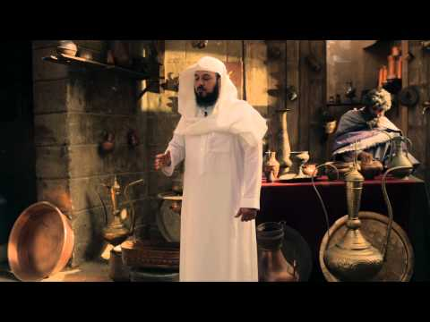 العذراء والمسيح - الحلقة السادسة عشر