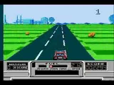 preview-Roadblasters Game Review (Nes)