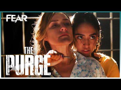Penelope Escapes From Joe | The Purge (TV Series)