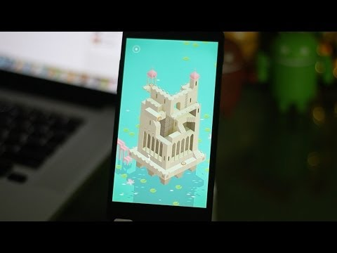 monument valley android test