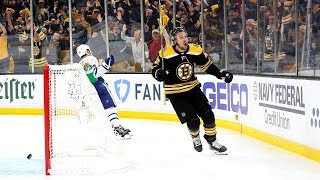 Sean Kuraly dangles past Maple Leafs and picks the top corner by NHL