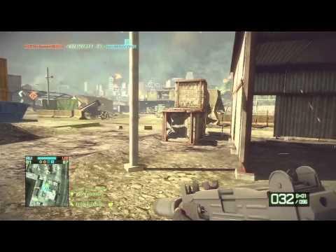 Battlefield Bad Company 2 - Conquest em Panama Canal - Comentado ao vivo e sofrendo com o lag!
