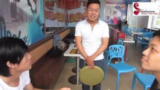 Quảng cáo ẩm thực Hồ Chí Mình - Hài vl nhóm Chết đói, hài vl, haivl