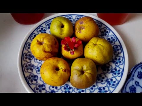 Ideas For Using Foraged Quinces
