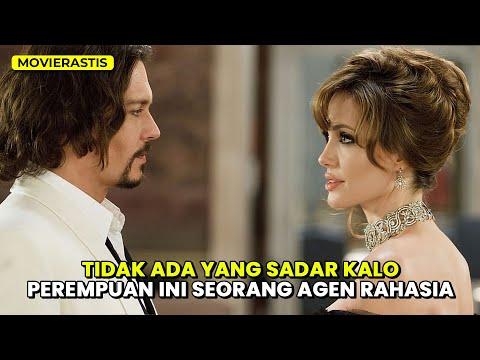 JOHNNY DEPP MAIN FILM ROMANTIS ? || Alur cerita film THE TOURIST (2010)