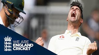 Anderson And Bairstow Star On Spectacular Day For Hosts - England v South Africa 4th Test Day 2 2017