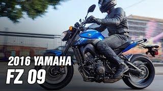 10. 2016 Yamaha FZ 09 Spec