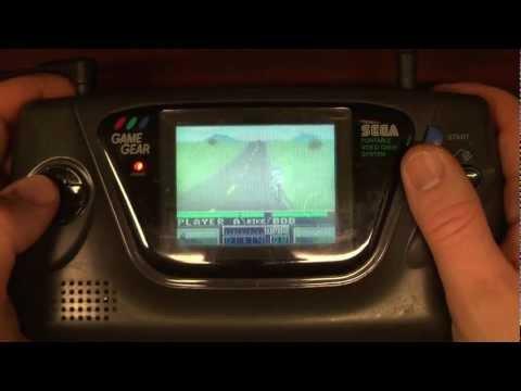 road rash game gear password
