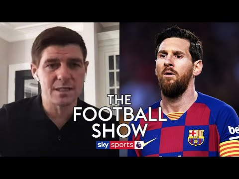 Steven Gerrard picks his World XI.. but with a TWIST! 🌍 | The Football Show