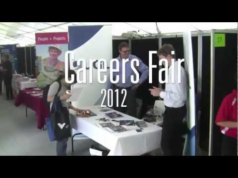 QUT Careers Fair 2012: Best Stall