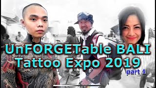 Video unforgetable bali tattoo expo 2019 part 1 by hendric shinigami MP3, 3GP, MP4, WEBM, AVI, FLV Juni 2019