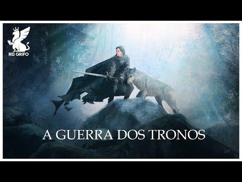 Resenha do Rei Grifo: A Guerra dos Tronos