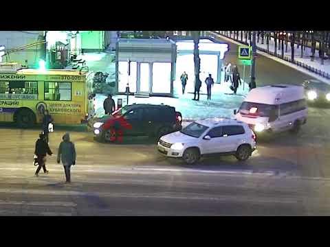 Авария в Ярославле