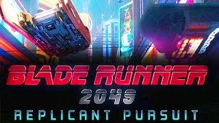 Piloting a Spinner In Blade Runner 2049's Replicant Pursuit !Subscribe HERE and NOW ➜ https://goo.gl/cCKbtAThe BEST GAMES are here ➜  https://goo.gl/1sXosCBLADE RUNNER 2049  Replicant Pursuit Trailer (VR Game - 2017)Release date : July 21, 2017 on Gear VR© 2017 - OculusBlade Runner 2049 The Video Game. Subscribe now to GameNews to get the latest HD game trailer, hottest new gameplay teaser, DLC / expansion & cinematic video on Game News Official.✓ VideoGame ➜  https://www.youtube.com/user/GameNewsOfficial✓ Horror Flick ➜ https://www.youtube.com/user/SciFiHorrorTrailers✓ Studio Blockbuster ➜ https://www.youtube.com/c/FreshMovieTrailers