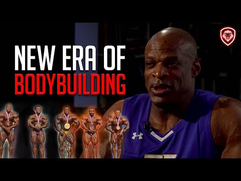 Ronnie Coleman Compares Mr Olympia to the 90's