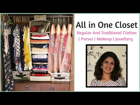 Closet Organization - Regular clothes