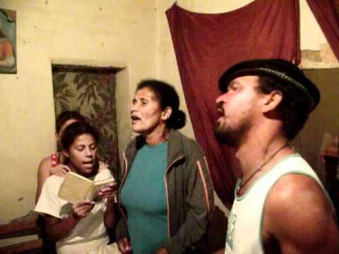 Cantiga de Reis em Agua Boa, município de Santa Cruz de Salinas-MG