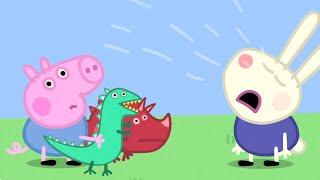 Peppa Pig en Español Episodios completos | El amigo de George + | Pepa la cerdita