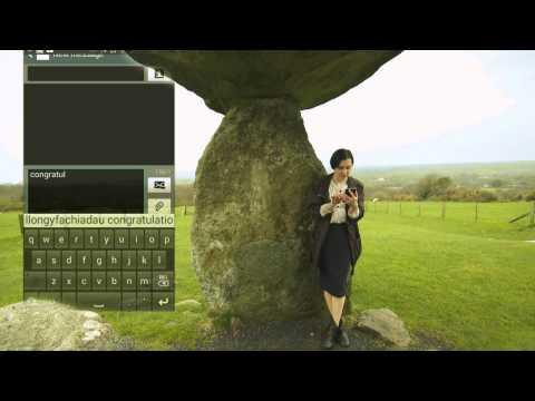Video of Literatim: Keyboard Cymraeg