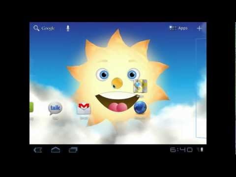 Video of SunMoon Live Wallpaper