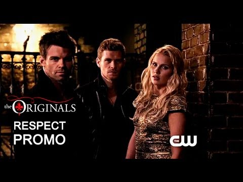 The Originals Season 1 (Promo 'Respect')